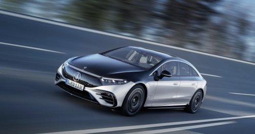478-mile Mercedes EQS brings top-of-range electric luxury