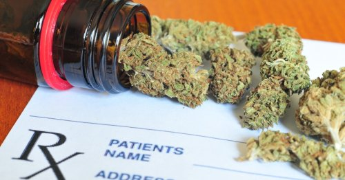 Medical marijuana is stronger than it needs to be