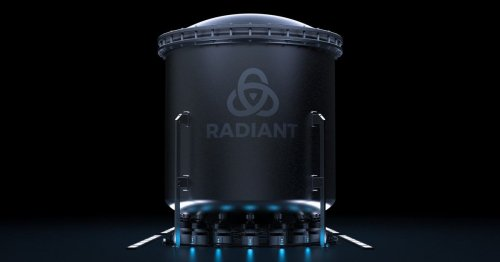Radiant aims to replace diesel generators with small nuclear reactors