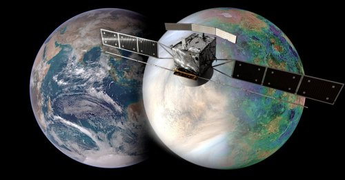 ESA selects EnVision orbiter to uncover mysteries of Venus