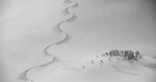 Surreal sights in the Black and White Minimalist Photography Awards