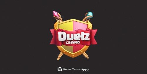Duelz Casino: Up to CA$1600 Bonus + 200 Free Spin Welcome Pack! - New Casino Canada