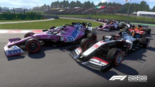 F1 2021 announced