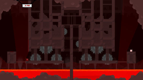 Super Meat Boy Forever coming to consoles next week