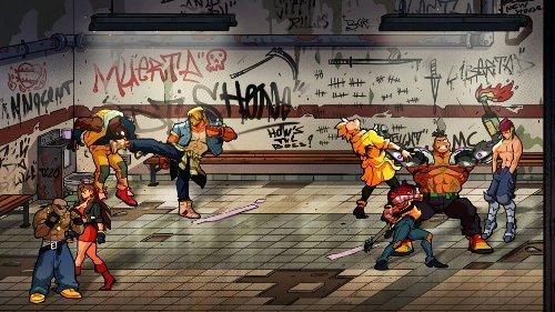 Streets of Rage 4 getting Mr X Nightmare DLC