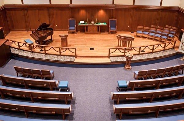 New Holland Church Furniture - cover