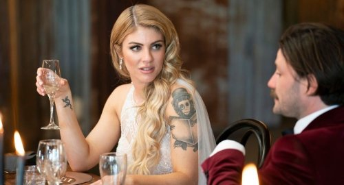 MAFS' Booka stuns fans as she unveils her dramatic new look