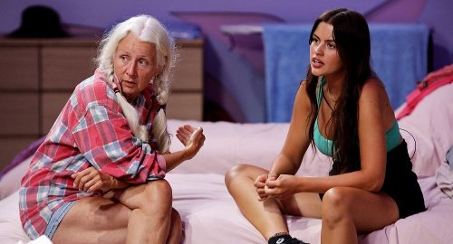 """Big Brother's Sarah Jane SLAMMED for using """"age card"""""""
