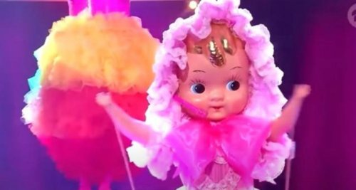 The Masked Singer: Dolly's identity leaked