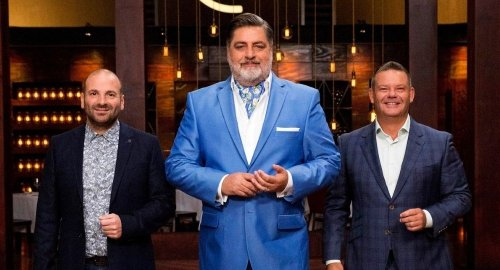 MasterChef judges Matt, Gary and George reunite after show's falling ratings