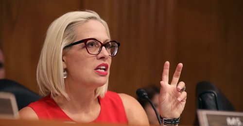How Dumb Does Kyrsten Sinema Think We Are?