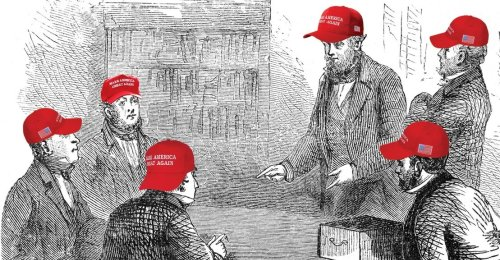 Pro-Trump Professors Are Plotting an Authoritarian Comeback