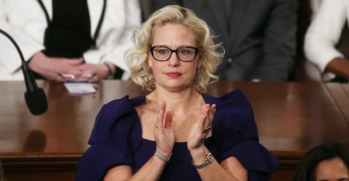 Wait—Is Kyrsten Sinema About to Do Something Good?