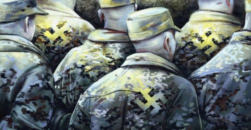 The U.S. Military Has a White Supremacy Problem