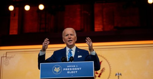 Why Biden Should Declare a Climate Emergency