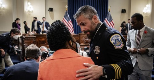 Police Officers Give Congress a Front Row Seat to the Trauma of Our Politics