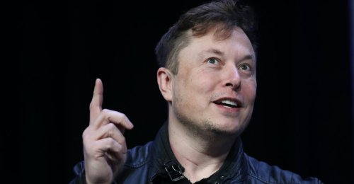 Elon Musk Wants to Move Fast and Break Space
