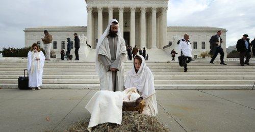 The Supreme Court's Religious Persecution Complex