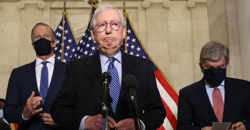 Republicans Know They're Losing the Filibuster Fight