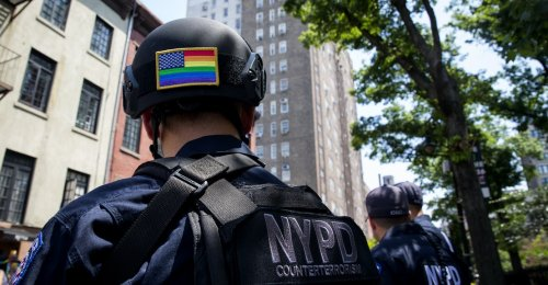 Who Are the Police Protecting and Serving at Pride?