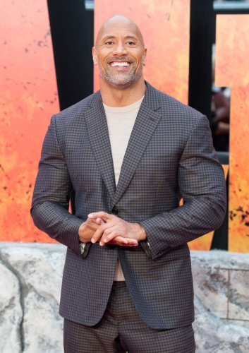 Dwayne Johnson Seems Into The Idea That People Want Him To Be President: 'It'd Be My Honor To Serve You'