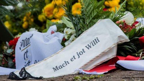 Willi Herren (†) beerdigt: So verabschiedet sich Alessia Herren von ihrem verstorbenen Papa