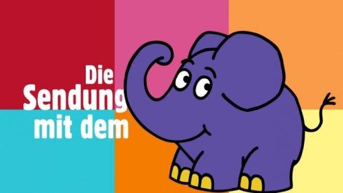 """""""Die Sendung mit dem Elefanten"""": Wiederholung des Kindermagazins online und im TV"""
