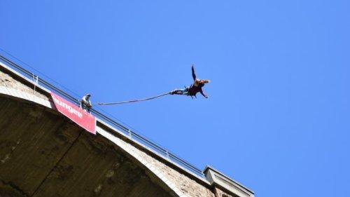 Schocker-News der Woche: Frau tot nach Bungee Jump ohne Seil, Forscher entdecken Uralt-Viren in Tibet