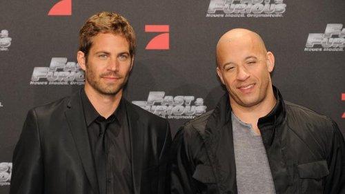 """Zu """"Fast and Furious 9"""": So bleibt Paul Walker für Vin Diesel immer Teil der Filme"""