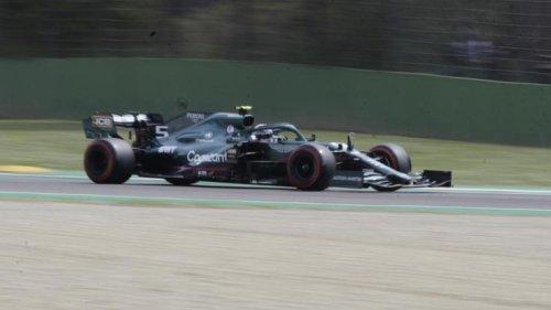 Formel 1 - Großer Preis der Emilia Romagna: Ergebnisse aus Imola! Wieder Vettel-Debakel bei Verstappens Siegfahrt