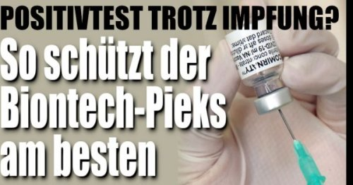 Horst Seehofer hat Corona: Coronavirus-Infektion trotz Biontech-Impfung - wie kann das sein?