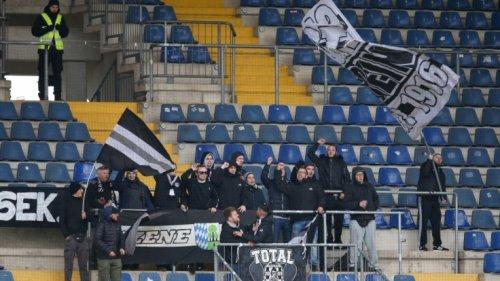 Sandhausen - Regensburg im TV: SV Sandhausen gewinnt mit 2 : 0