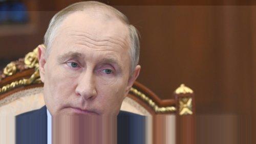 Wladimir Putin: Angst um Russland! Kreml-Chef droht Westmächten