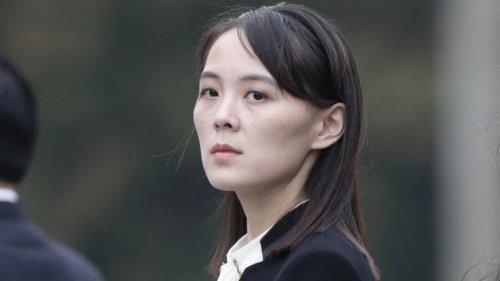 """Kim Jong-un: """"Vollständige Zerstörung!"""" Diktatoren-Schwester Kim Yo-jong droht Südkorea"""