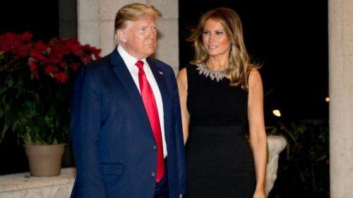 Donald + Melania Trump: Vorliebe für Natursekt? Ex-Präsident spricht bei Gala über sexuelle Vorlieben