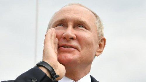 Wladimir Putin: Nach Schüssen auf Briten! Kreml-Boss droht mit unabwendbarem Schlag