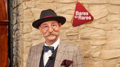 """""""Bares für Rares"""" bei ZDFneo nochmal sehen: Wiederholung der Antiquitätenshow online und im TV"""