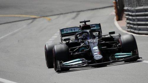 Formel 1 2021 in Aserbaidschan: Verstappen im ersten Formel-1-Training in Baku vorn