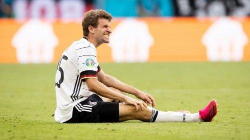 """Deutschland-Spiele der Fußball-EM 2021 - Ergebnisse: Löw vor Ungarn: """"Verschiedene Gedankenspiele"""" bei Müller-Ausfall"""