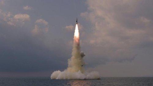"""Kim Jong-un: """"Spiel mit tickender Zeitbombe!"""" Nordkorea droht den USA nach Raketentest"""