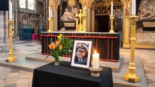 Prinz Philip Beerdigung: Gäste, Ablauf und Programm der Trauerfeier am 17. April