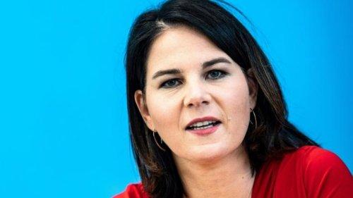 Annalena Baerbock privat: Wie vereinbart die Kanzlerkandidatin Parteivorsitz und Familie?