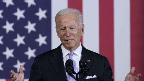 Joe Biden: Wirre Rede in Virginia! Präsident von Donald Trump besessen?