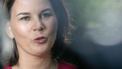 Annalena Baerbock: Tränen-Drama enthüllt! Hier konnte sie einfach nicht mehr