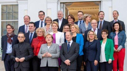 Bundesminister in Deutschland 2021: Scholz, Spahn und Co.! WER regiert aktuell mit Angela Merkel?