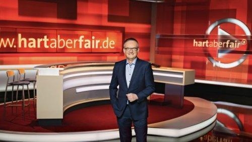 """""""hart aber fair"""" am 14.06.2021: Flüchtlinge in Europa! Darüber diskutiert Frank Plasberg mit seinen Gästen"""