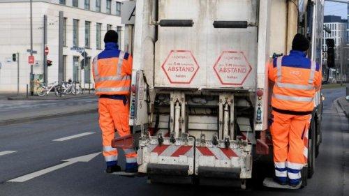 Nach Angela Merkel benannt: Flüchtlingsmädchen (5) von Müllwagen überfahren - tot!