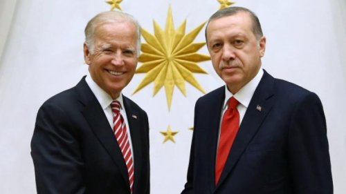 """Recep Tayyip Erdogan: """"Nichts Gutes!"""" Türkischer Präsident wettert über Joe Biden"""