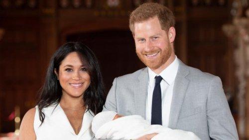 Meghan Markle und Prinz Harry: Termin, Taufpaten und Gäste: DAS wissen wir bisher über Lilibets Taufe