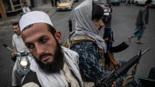 Horror-Vorfall in Afghanistan: Schock-Fotos im Netz! Taliban enthaupten Volleyballerin